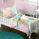 Toddler Dream Factory Pineapple 2-piece Comforter Set