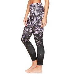 Women's Gaiam Midrise Yoga Ankle Leggings