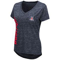 Women's Arizona Wildcats Wordmark Tee