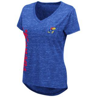 Women's Kansas Jayhawks Wordmark Tee