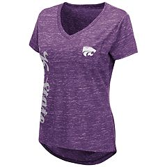 Women's Kansas State Wildcats Wordmark Tee