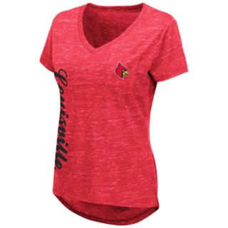 Women's Louisville Cardinals Wordmark Tee
