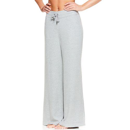 5e5afd4de39f6f Women's Gaiam Elle Cozy Wide Leg Pants