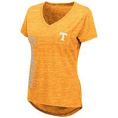 Women's Tennessee Volunteers Wordmark Tee