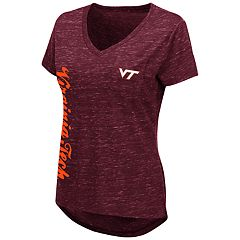 Women's Virginia Tech Hokies Wordmark Tee