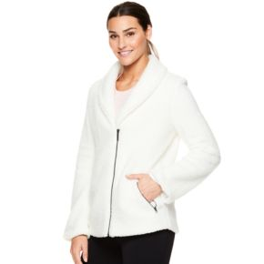 Women's Gaiam Sherpa Full-Zip Jacket
