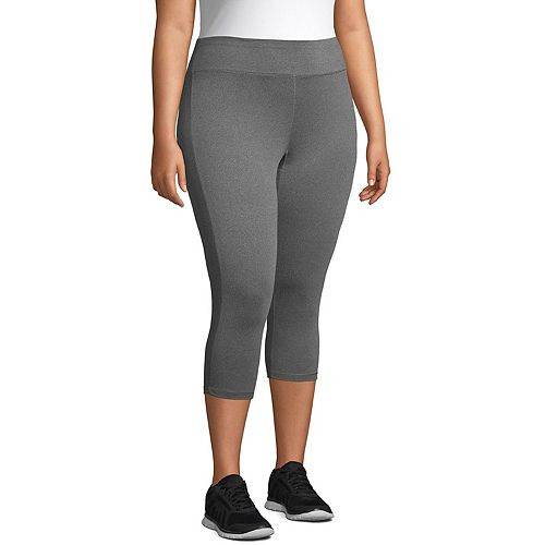 Plus Size Just My Size® Capri Leggings