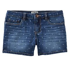 Girls 4-12 OshKosh B'gosh® Star Denim Shorts