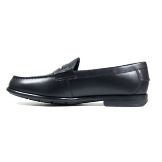 Nunn Bush Drexel Men?s Moc Toe Dress Penny Loafers