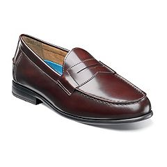 Nunn Bush Drexel Men's Moc Toe Dress Penny Loafers