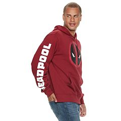 Men's Deadpool Pull-Over Hoodie
