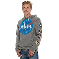 Men's NASA Pull-Over Hoodie