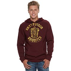 Men's Harry Potter Griffindor Pull-Over Hoodie