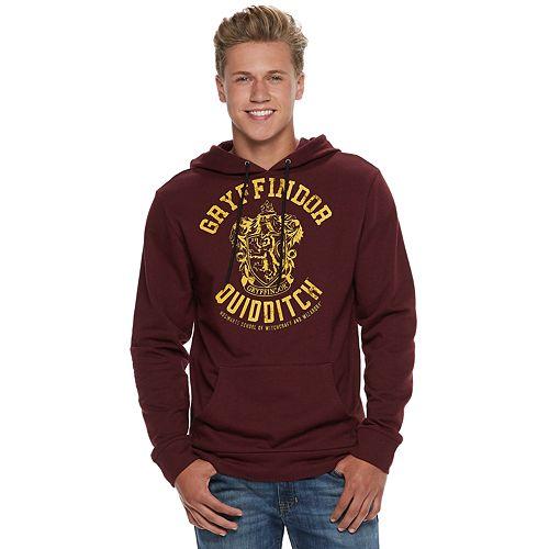 Men's Harry Potter Griffindor Pull-Over Hoodie