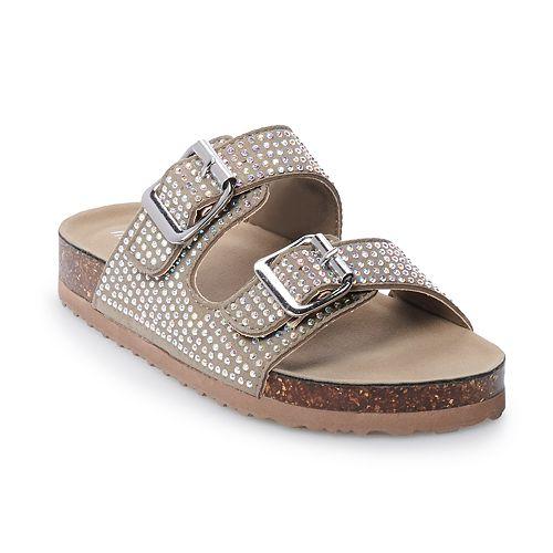 ba9f6f43d99 madden GIRL Brianne Girls' Sandals