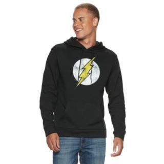 Men's Flash Logo Pull-Over Hoodie