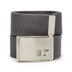 Men's Jack Nicklaus Logo Web Golf Belt