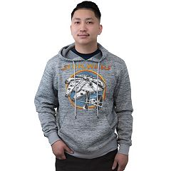 Men's Star Wars Battleship Pull-Over Hoodie