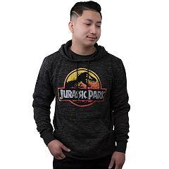 Men's Jurassic Park Pull-Over Hoodie