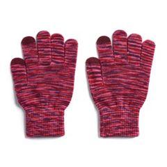 Women's SO® Space-Dye Tech Knit Gloves