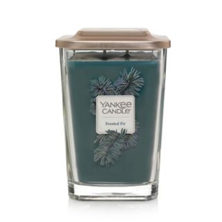 Yankee Candle Elevation Collection Frosted Fir 19.5-oz. Candle Jar