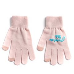 Women's SO® '99% Mermaid' Tech Knit Gloves