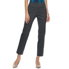 Women's Dana Buchman Millennium Slimming Pull-On Pants
