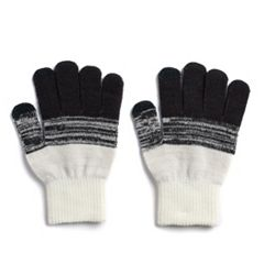 Women's SO® Colorblock Tech Knit Gloves