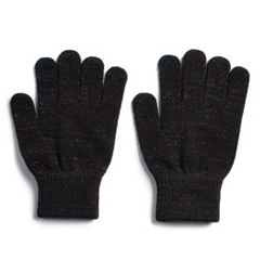 Women's SO® Lurex Tech Knit Gloves