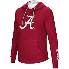 Women's Alabama Crimson Tide Crossover Hoodie