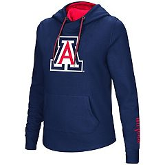 Women's Arizona Wildcats Crossover Hoodie
