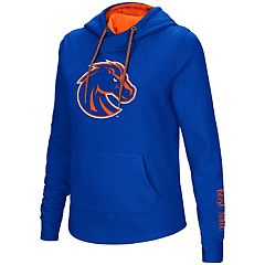 Women's Boise State Broncos Crossover Hoodie