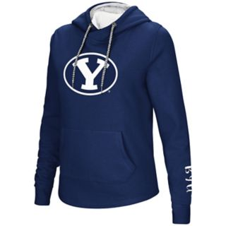 Women's BYU Cougars Crossover Hoodie