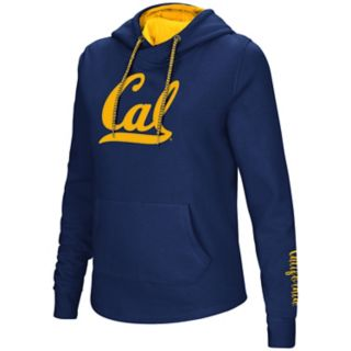 Women's Cal Golden Bears Crossover Hoodie