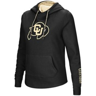Women's Colorado Buffaloes Crossover Hoodie