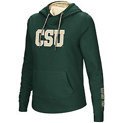 Women's Colorado State Rams Crossover Hoodie
