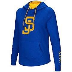 Women's San Jose State Spartans Crossover Hoodie