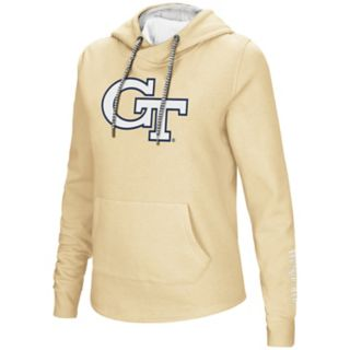 Women's Georgia Tech Yellow Jackets Crossover Hoodie