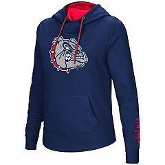 Women's Gonzaga Bulldogs Crossover Hoodie