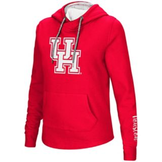 Women's Houston Cougars Crossover Hoodie