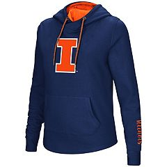 Women's Illinois Fighting Illini Crossover Hoodie