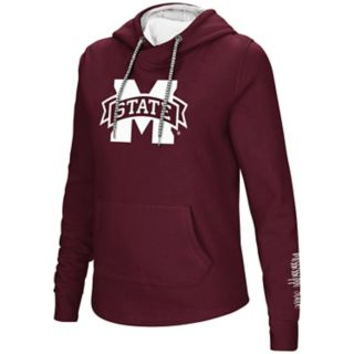 Women's Mississippi State Bulldogs Crossover Hoodie