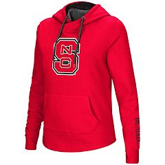 Women's North Carolina State Wolfpack Crossover Hoodie