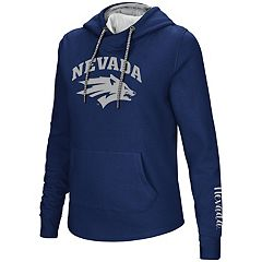 Women's Nevada Wolf Pack Crossover Hoodie