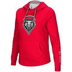Women's New Mexico Lobos Crossover Hoodie