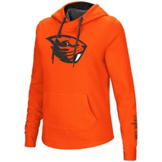 Women's Oregon State Beavers Crossover Hoodie