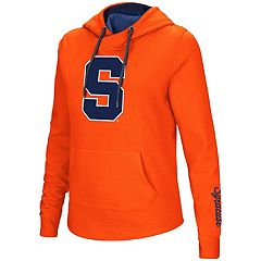 Women's Syracuse Orange Crossover Hoodie