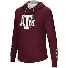 Women's Texas A&M Aggies Crossover Hoodie