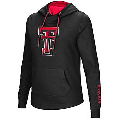 Women's Texas Tech Red Raiders Crossover Hoodie