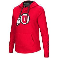 Women's Utah Utes Crossover Hoodie